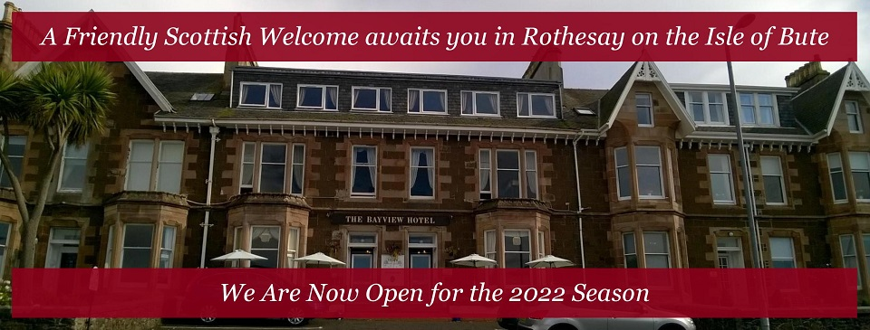 hotels rothesay isle of bute